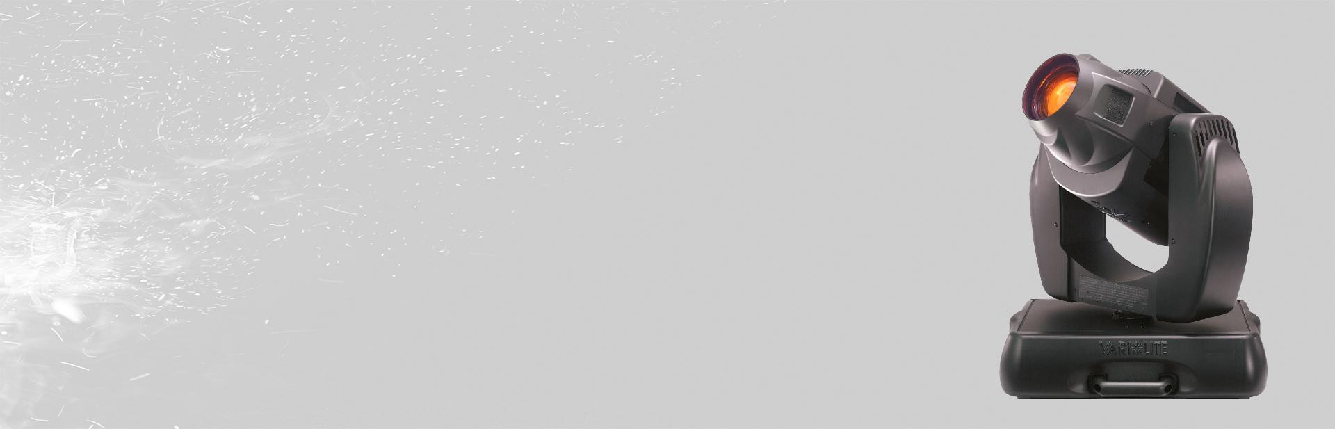 VARI-LITE VL2500 SPOT LUMINAIRE