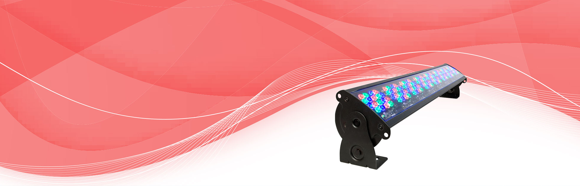 COLOR KINETICS PHILIPS COLORBLAZE 72 RGB LED 6' STRIP