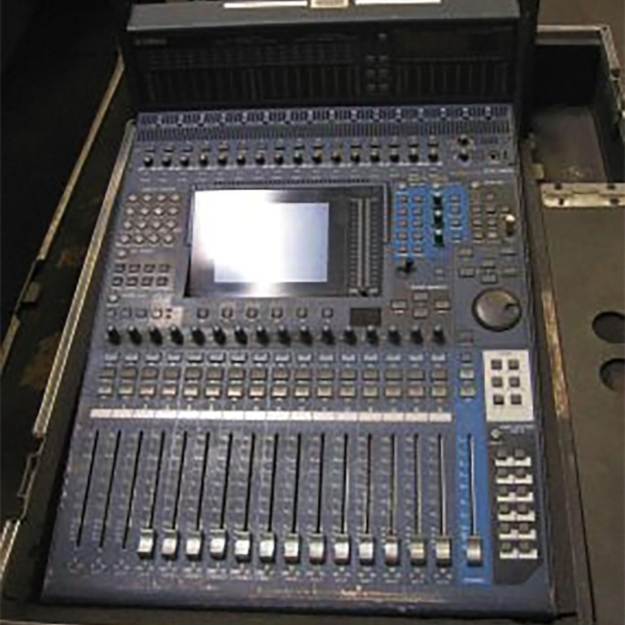 Prg proshop yamaha dm1000 digital audio console for Yamaha sound console