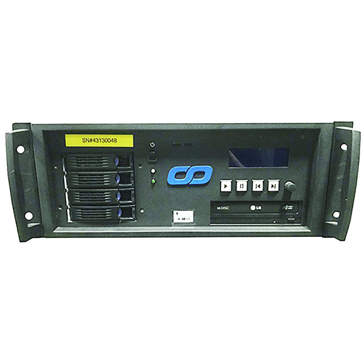 PRG Proshop - Christie Pandoras Box Coolux Media Server STD Quad