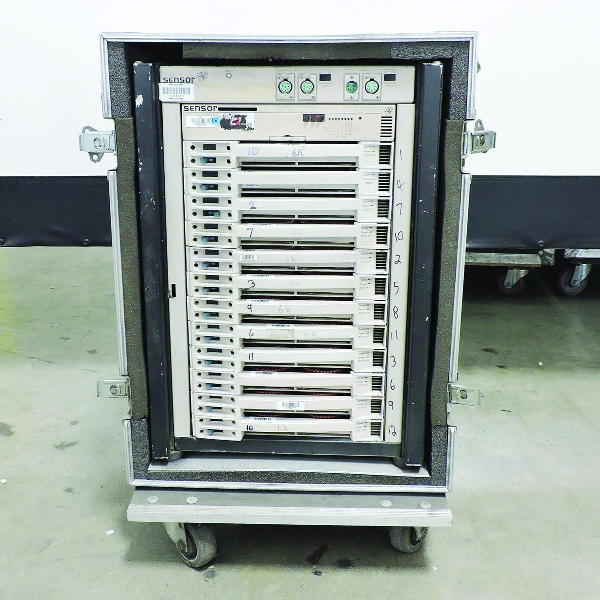 PRG Proshop - ETC Sensor Dimmer 12 x 6K