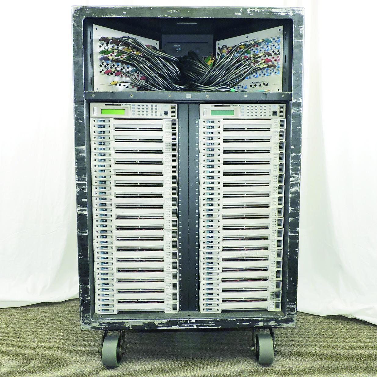 PRG Proshop - ETC Sensor Touring Dimmer Rack 72 x 2 4K