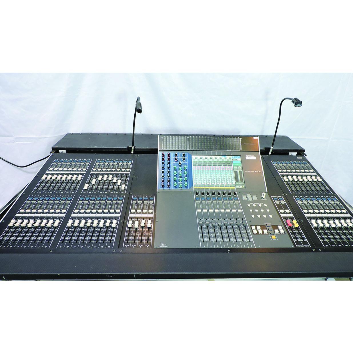 Prg proshop yamaha m7cl48 audio digital console for Yamaha sound console