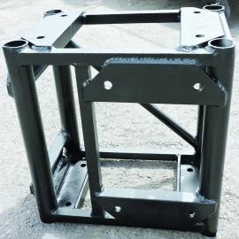 "James Thomas Engineering Truss Box 12"" X 18""  4 Way L-Plated"