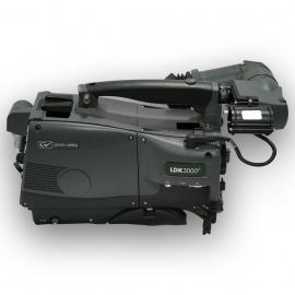 Grass Valley LDK-3000+ Multi Format HD Camera (Triax)