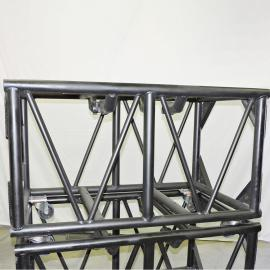 "Tomcat Double Hung Pre-Rig Truss 26"" x 30"" Plated"
