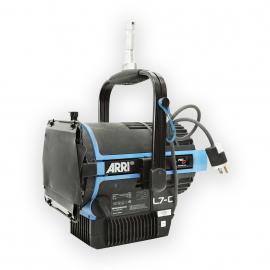 "Arri L7-C LED RGBW Fresnel 7"" with OB control"