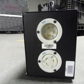 PRG 208V Transformer L6-30M in L6-30F out