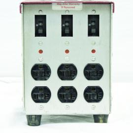 AC Power Distribution LB60 lunchbox