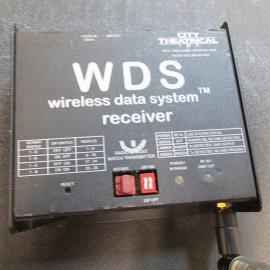 City Theatrical WDS TRANSMITTER 200MW DMX