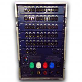 TMB ProPower 208V 20A X48 SOCA19 A/B, 20A X6 L6-20, ED X8