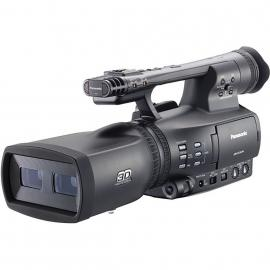 Panasonic AG-3DA1E Integrated Twin-Lens 3D Camcorder