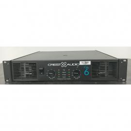 Crest Audio CA6 Power Amplifier