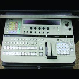 Sony DFS-700 Control Panel