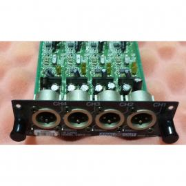 Yamaha LMY4-DA Card 4 Channel Line Out