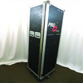 Roadcase for 6 Video Monitors 17""