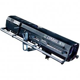 Robert Juliat Cyrano 2500W HMI Followspot 3-8°