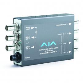AJA D10CE Serial Digital to Analog Component/Comp