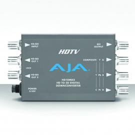 AJA HD10MD3 HD to SD Digital Down Converter