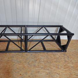 Tomcat Medium Duty Truss 20.5 x 20.5 Plated Black 2m