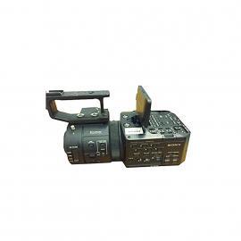 Sony NEX-FS700 R Super Slow Motion NXCAM Camcorder (4K/S-Log ready)