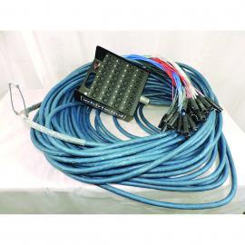 Whirlwind Medusa Series 32 Channel (24x XLR Send & 8x XLR Return) Stagebox to Fanout Snake - 250