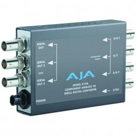 AJA D10A Component Analog to Serial Digital Converter