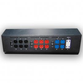 INDU L21-30 Thru Edison/USB Tabletop Power