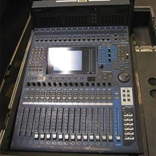 Yamaha DM1000 Digital Audio Console