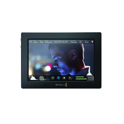 BlackMagic Design Video Assist 4K 7″ HDMI/6G-SDI Recording Monitor