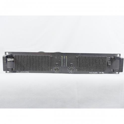 L Acoustics LA48A 2 Channel Audio Power Amplifier