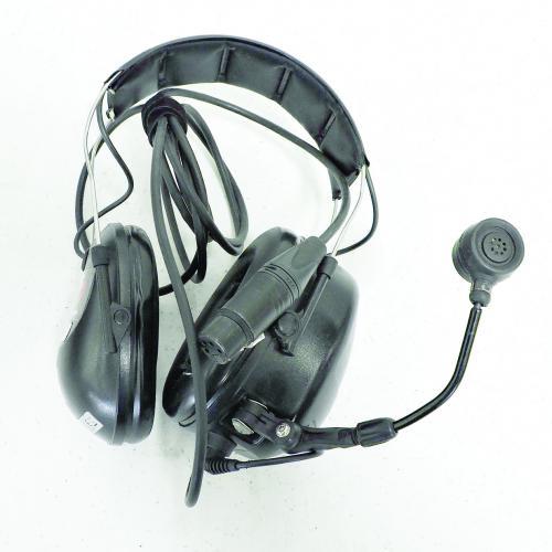 PELTOR MT7H79A/61A Double Headset XLR4F