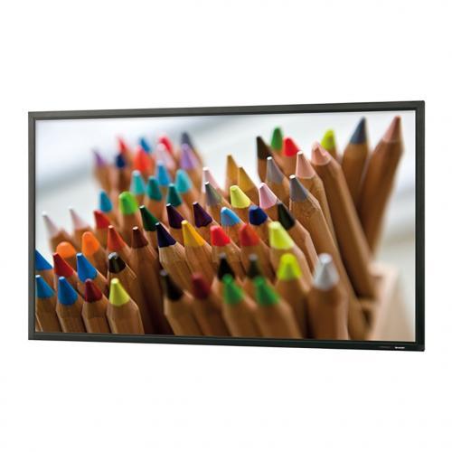 """SHARP PN-E802 80"""" LCD Monitor"""