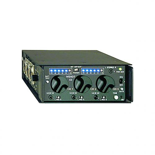 Wendt X3  3-Channel Mixer