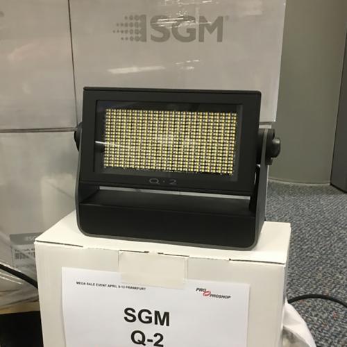 SGM Q2 RGBW LED flood blind strobe - NEW