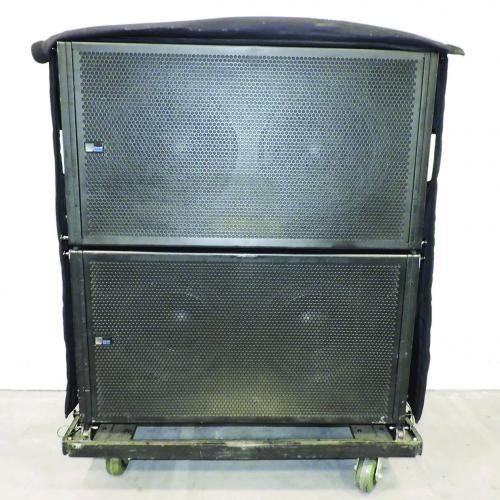 Meyer Sound 600-HP NAC3-20 Compact High-Power Subwoofer