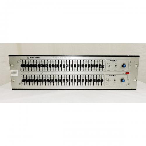 Klark-Teknik DN-360 Stereo 1/3 Octave Graphic EQ