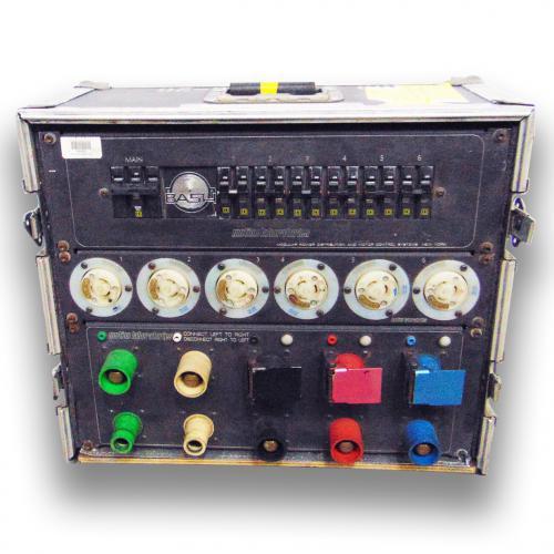 Motion Labs 208V Power Distro 6x L6-20 20A Circuit