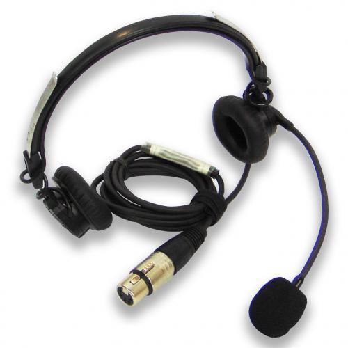 Telex PH-44 XLR5F Double Muff Headset