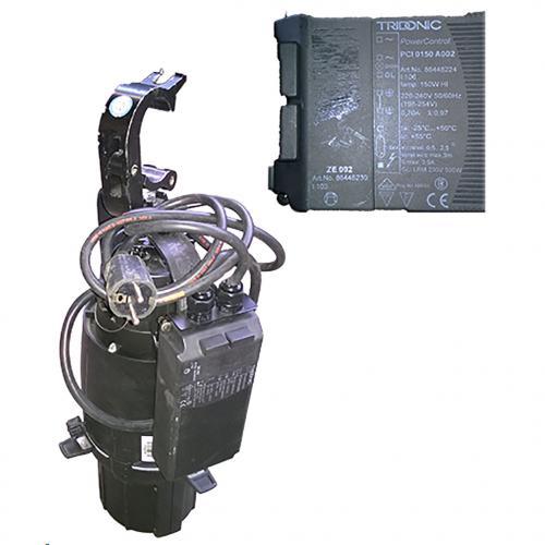 ETC Source 4 - Profile Black Head/Body CDMt 150W