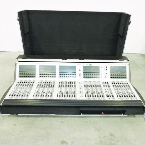 Soundcraft Vi600 Audio Console Surface Upgraded