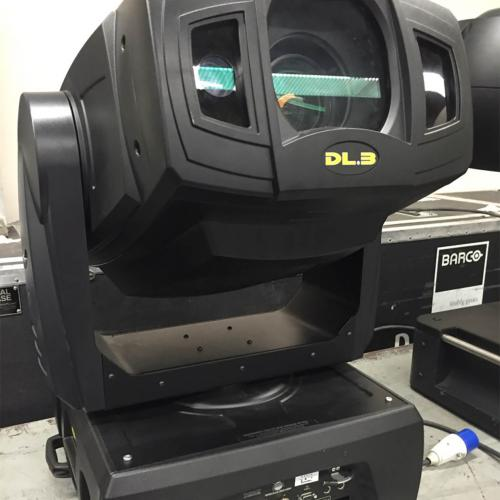HES DL3 Digital Moving Luminaire