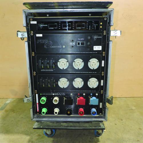 Motion Laboratories 200Amp Power Distro Soca19 L6-20