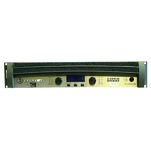Crown IT-HD12000 Power Amp