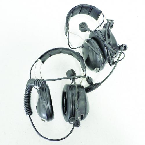 PELTOR MT7H79A/61A Double Headset XLR5M