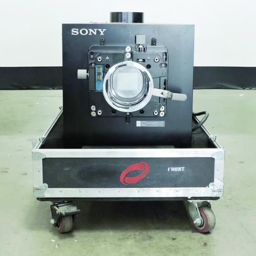Sony SRX-T615 4K (18K) Video Projector