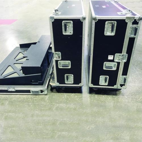 Roadcase for Yamaha M7CL48 Audio Console