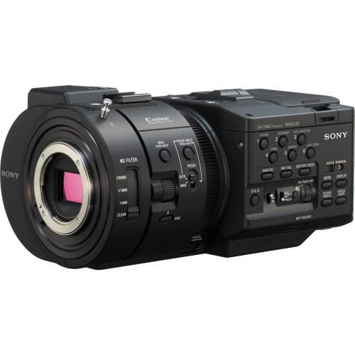 Sony NEX-FS700U Super Slow Motion NXCAM Camcorder