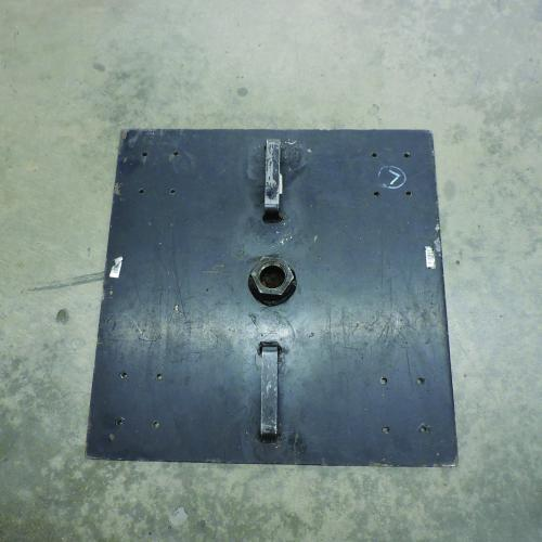 Gallagher Pipe Base