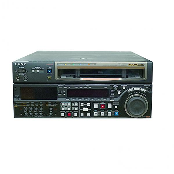 Sony HDW-M2000 HDCAM Editor